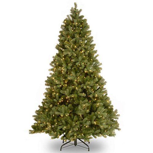 "National Tree 6.5 Foot ""Feel-Real"" Downswept Douglas Fir Tree - Artificial Christmas Trees"