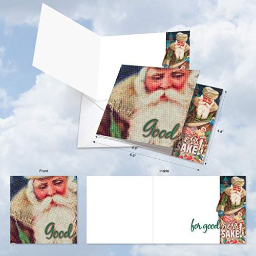Greeting Cards Featuring Inspired Typography and Christmas Cheer - Christmas Greeting Cards