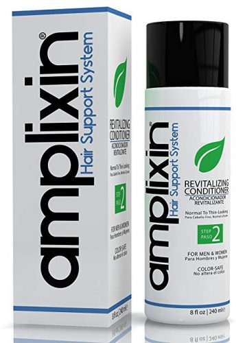 Amplixin Revitalizing Argan Oil Conditioner - Hair Regrowth Deep Conditioning - Hair Re-growth Product for Men