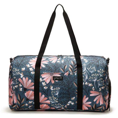 """Jadyn B 22"""" Women's Weekender Duffel Bag with Shoe Pocket - Weekender Bags For Women"""