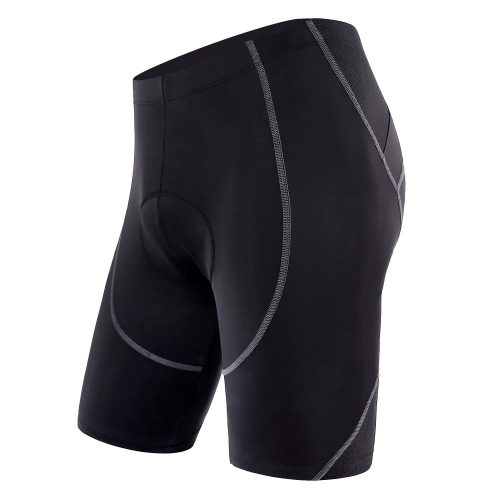 Sportneer Men's Cycling Shorts 4D Coolmax Padded Bike Bicycle Pants - Cycling Pants