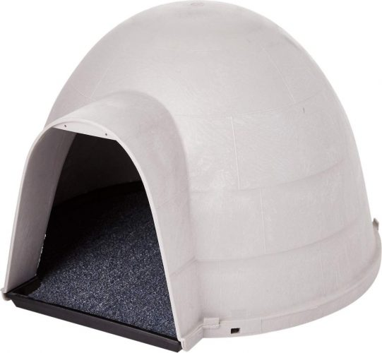 Petmate Kitty Kat Condo Outdoor Cat House Rain and Snow Diverting Hood Carpeted Floor One Sizees-amazon.com/images/I/51igSFL71tL._SL1000_.jpg