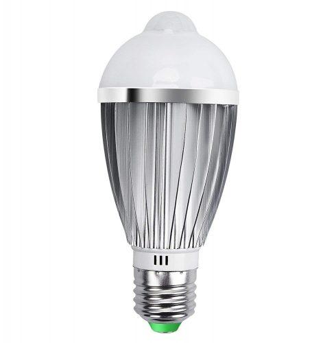 iRainy LED Infrared Motion Sensor Pir Warm Light Bulb Lamp Auto Switch Stairs Ligh (5)