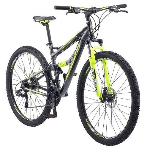 "Schwinn Traxion Mountain Bike, 29"" Wheels, 18"" Frame, Grey"