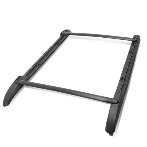 DNA MOTORING RR-TCM05 Pair OE Roof Rail Cross Bar [for 05-18 Tacoma Double Cab]