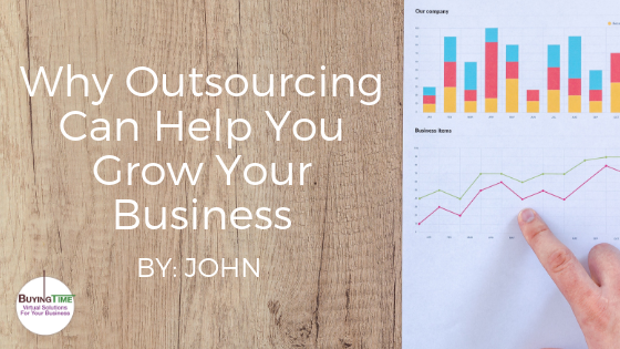 Why outsourcing can help you grow your business