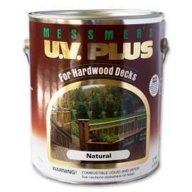 Messmer's UV Plus Finish – Natural (1 Gallon)