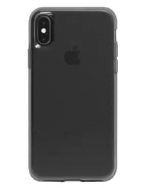 מגן איכותי לאייפון XS שקוף אפור - SKECH Matrix for XS MAX