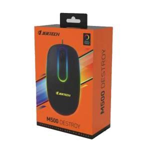 Jertech Gaming Mouse – M500 DESTROY