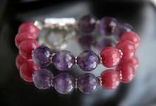 Rosary Bead Bracelet