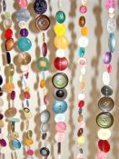 button curtain