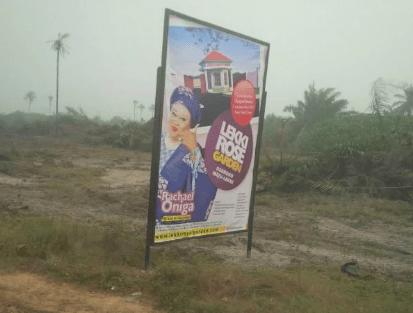cheap land for sale at ibeju lekki lagos nigeria