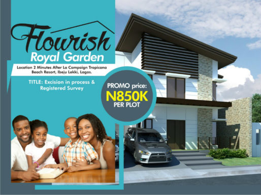 cheap land for sale at ibeju lekki