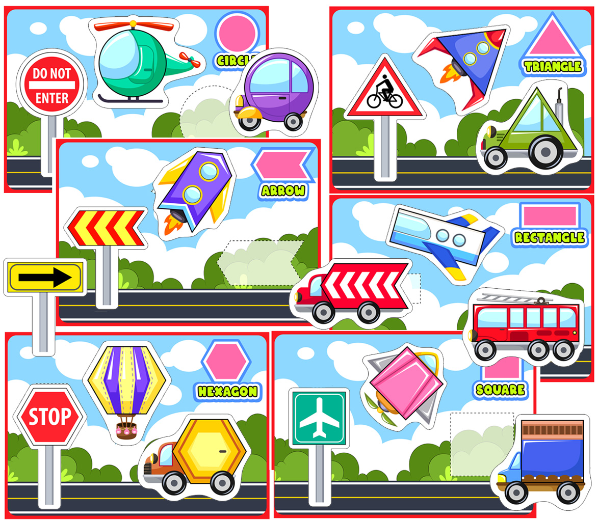 Transportation Themed Worksheets And Activities Buylapbook
