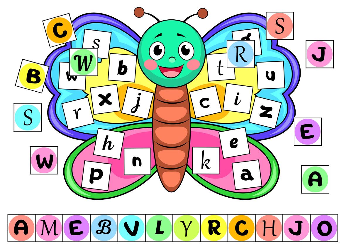 Caterpillar Amp Butterfly Activities For Preschoolers