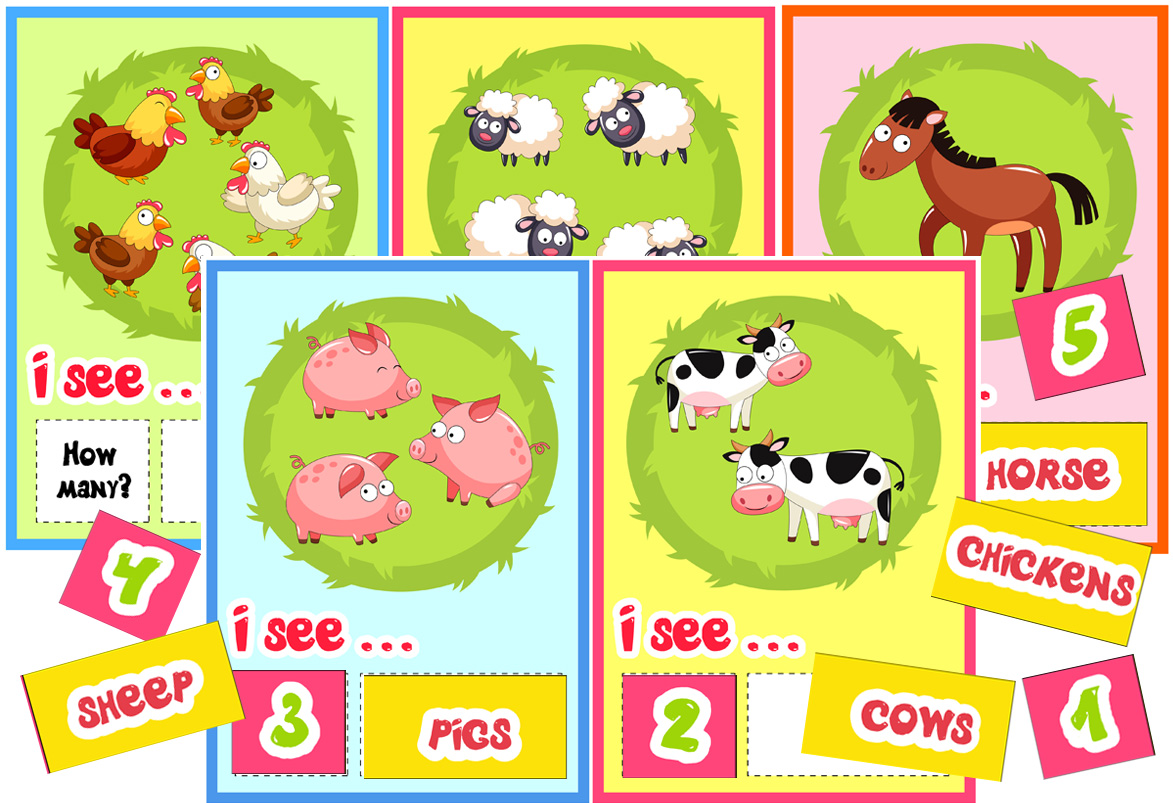 Farm Themed Worksheets And Activities Buylapbook