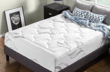 Zinus Memory Foam Premium Ultra plush Mattress Reviews