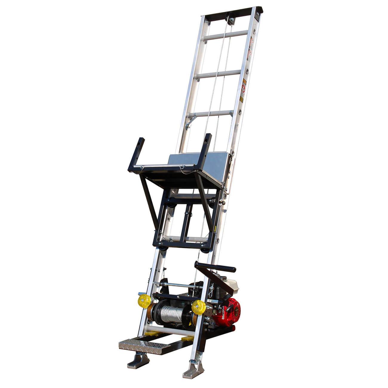 Tranzsporter Tp250 250lb 28ft Ladder Hoist From Buymbs