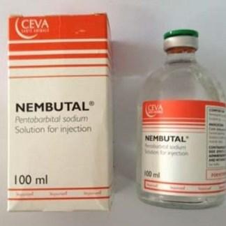 Buy Nembutal Pentobarbital Solution