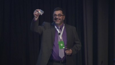 Mark Scialdone – Hydrogenated Cannabis Oil | CannMed 2017