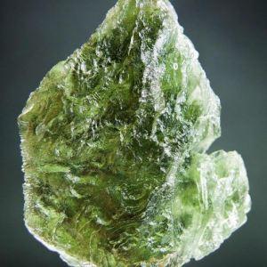 Big Shiny Moldavite - Certified