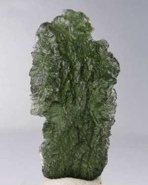 Vibrant Moldavite Fine Collector Specimen (5.9 gram)
