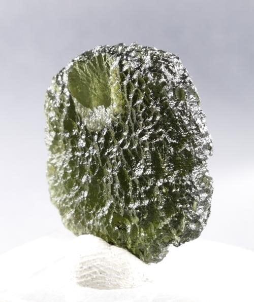 Moldavite Specimen Fine Jewelry Shape (6.9grams)