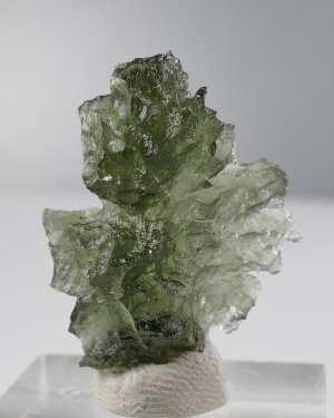 Besednice +A Super Rare Shape Moldavite (4.0grams)