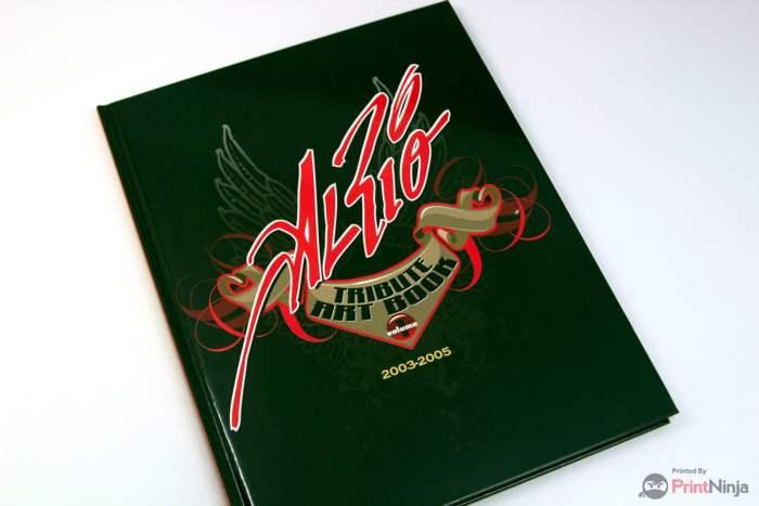 Al Rio Tribute Art Book Volume One