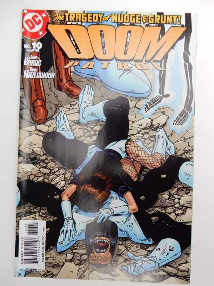 Doom Patrol #10