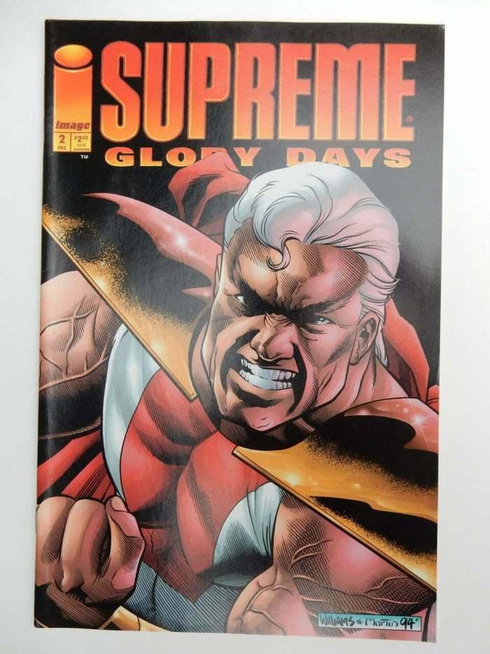 Supreme: Glory Days #2