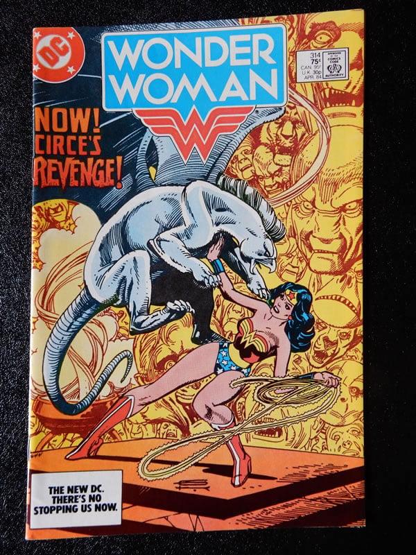 Wonder Woman #314 - Circe's Revenge