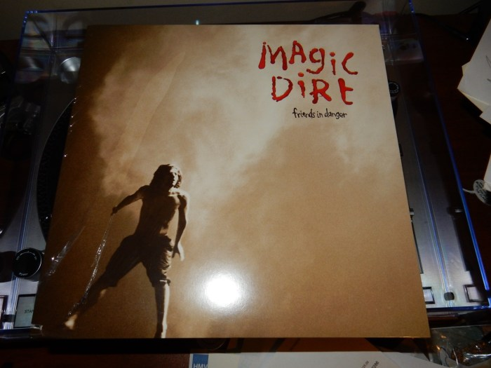 Magic Dirt Vinyl