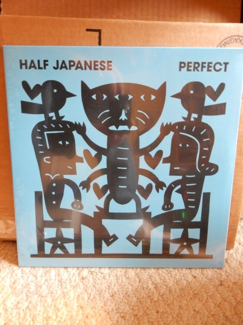 "Half Japanese ""Perfect"" Vinyl LP 2016 New"