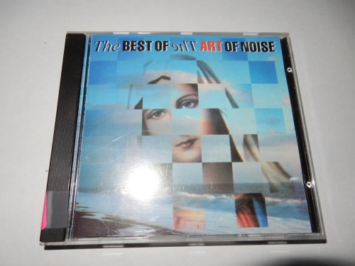 "Art Of Noise ""The Best Of The Art Of Noise"" Used CD"