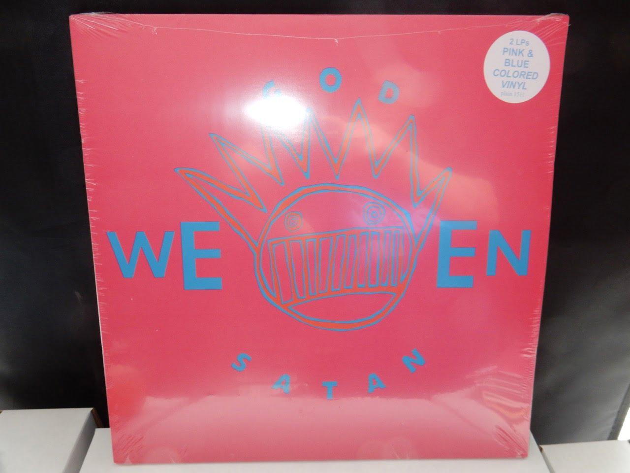 """Ween """"God Ween Satan"""" 2XLP Colored Vinyl Reissue NEW 2016"""