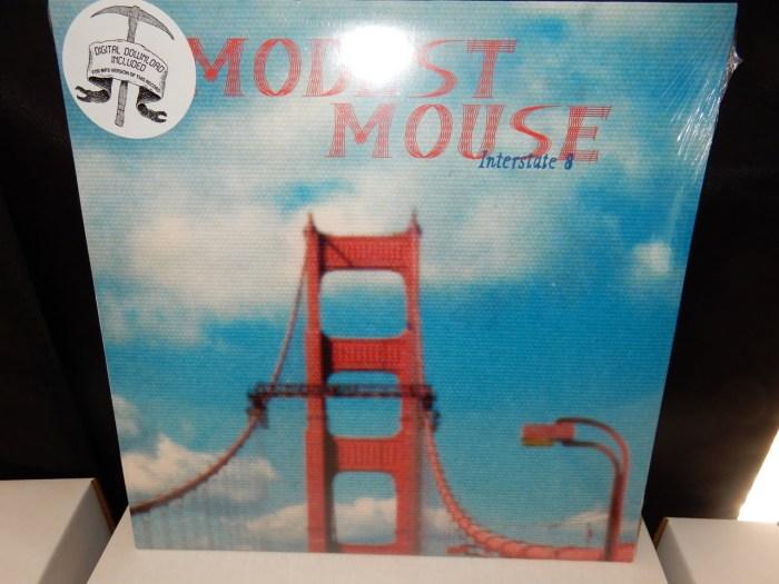 """Modest Mouse """"Interstate 8"""" 180 Gram Vinyl Reissue"""
