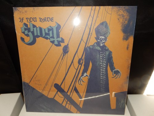 "Ghost ""If You Have Ghost"" 12"" EP with Dave Grohl 2013 New Sealed"