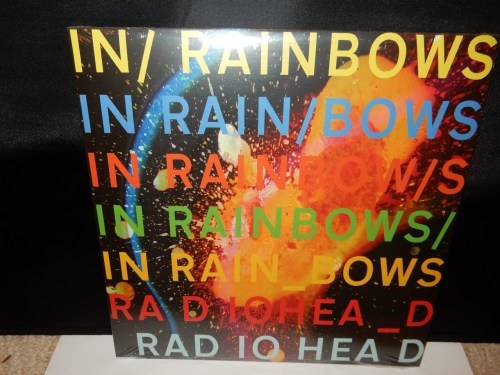 "Radiohead ""In Rainbows"" 2008 Vinyl LP NEW"