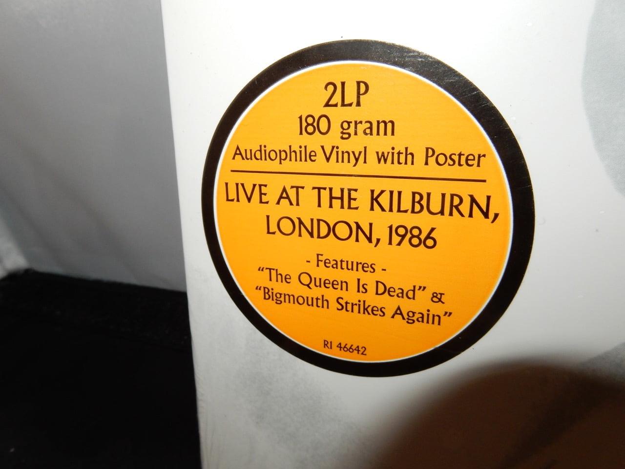 "The Smiths ""Rank"" Remastered 180 Gram 2XLP Vinyl Gatefold"