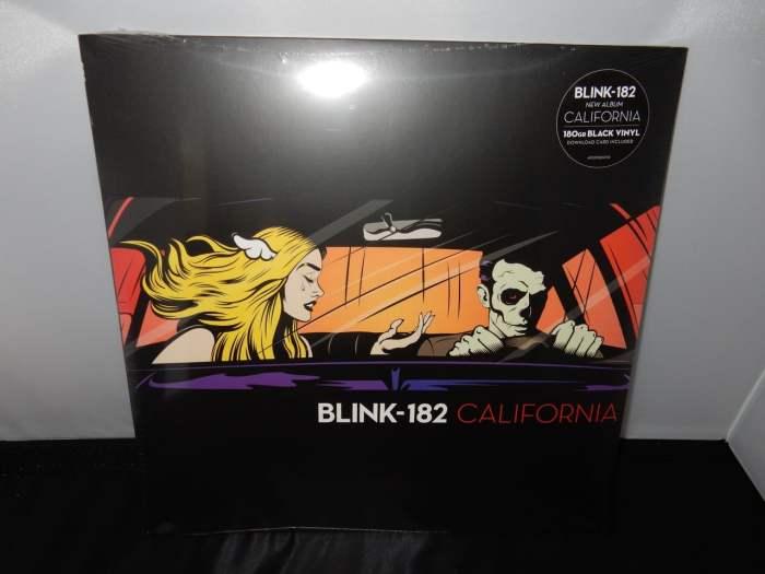 Blink 182 California Vinyl