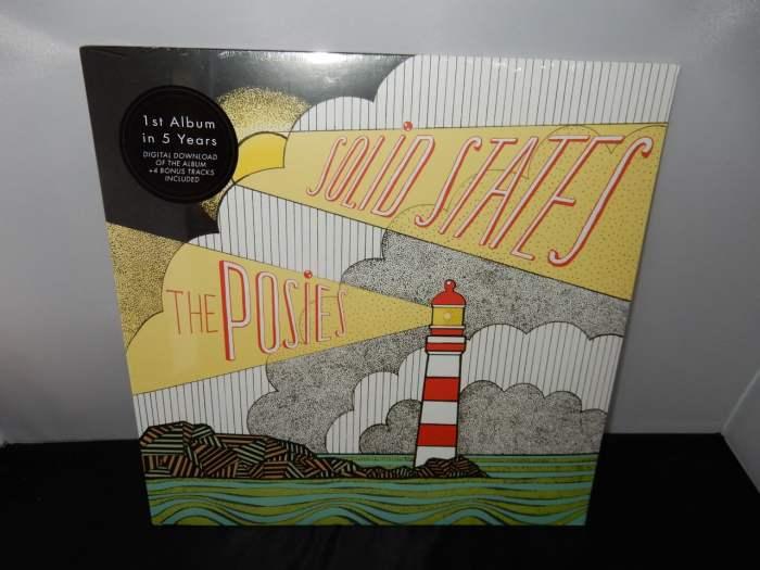 """Posies """"Solid States"""" 2016 New Vinyl LP"""
