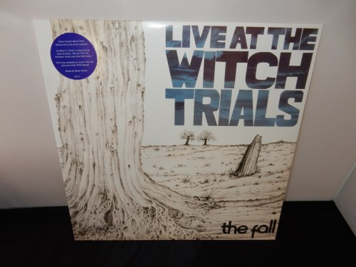 "Fall (The) ""Live At The Witch Trials"" 2016 Vinyl LP 1979 Reissue on Superior Viaduct"
