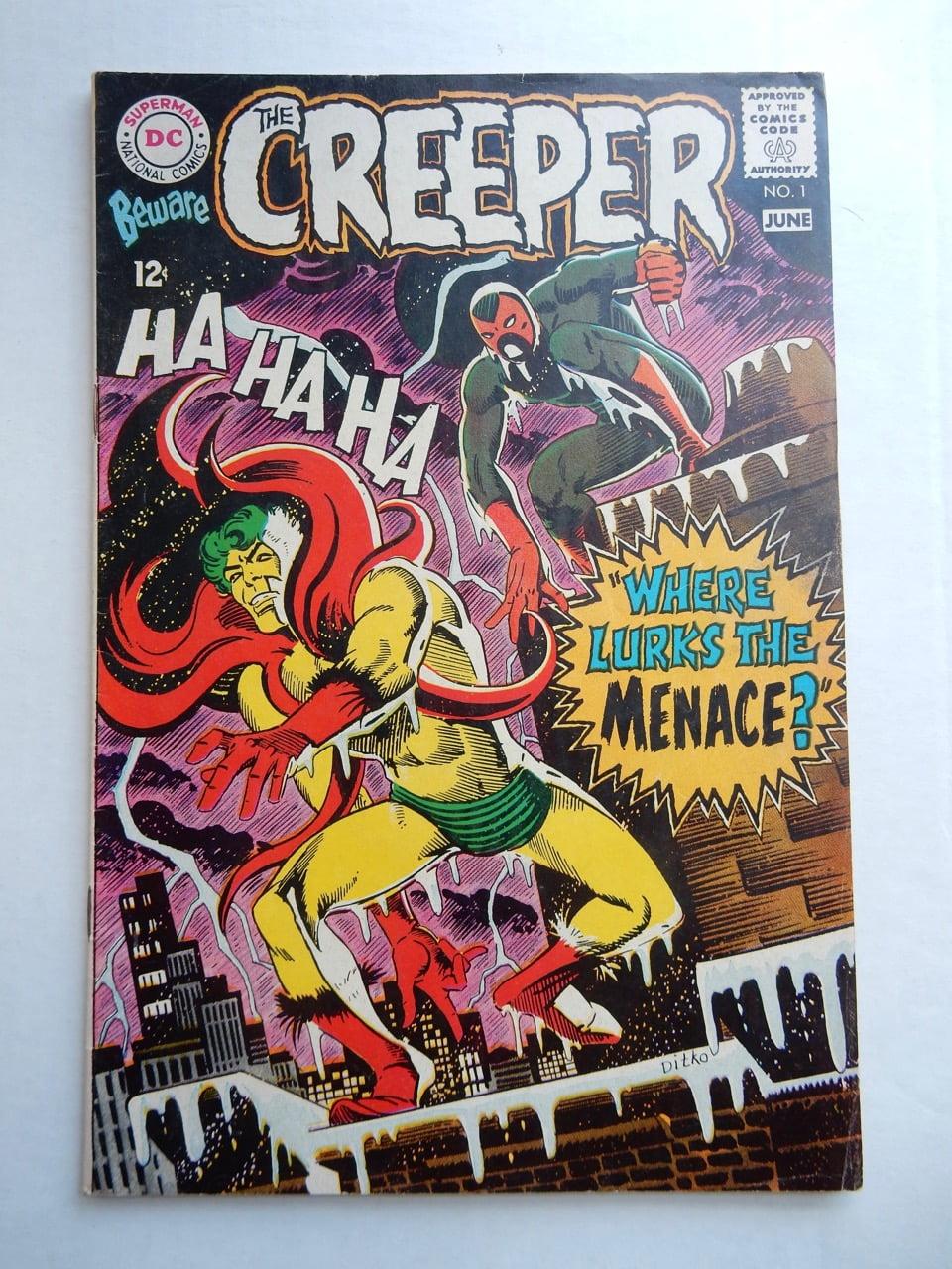 Steve Ditko - The Creeper #1