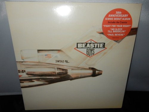 "Beastie Boys ""Licensed To Ill"" (30th Anniversary Edition) 180 Gram Vinyl"