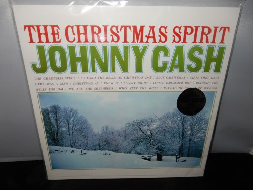 Johnny Cash Christmas