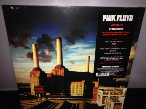 "Pink Floyd ""Animals"" 180 Gram Remastered Vinyl LP 2016 NEW"