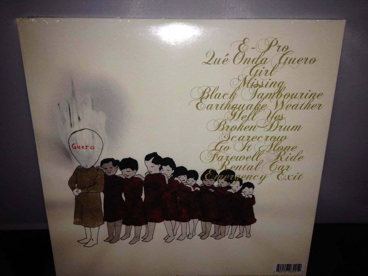 "Beck ""Guerro"" Limited Vinyl LP Reissue 2016 NEW"