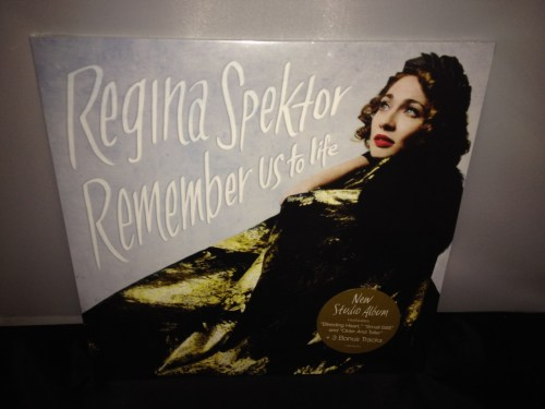 "Regina Spektor ""Remember Us To Life"" Double Vinyl LP w 3 bonus tracks"