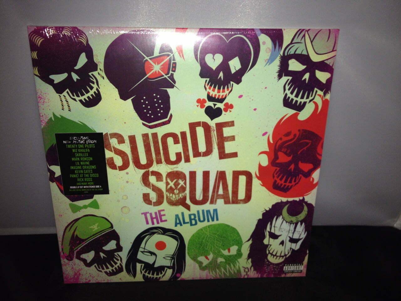 suicide squad soundtrack 2016 download